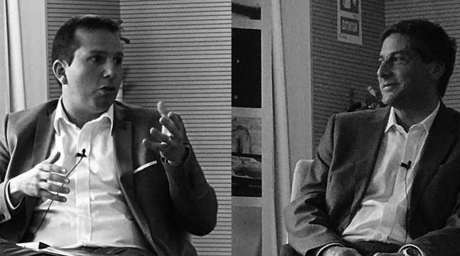 Martín González Castro y Juan Pablo Crespi