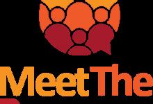 meet the pro Logo - redes