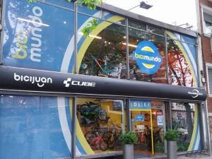 #Bicimundo y el mundo de la bici