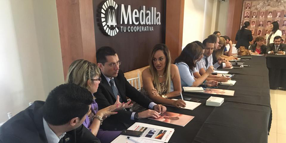 Taller de Marketing Digital en Medalla Milagrosa