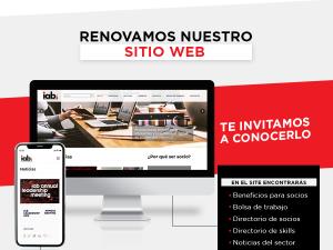 Keiretsu desarrolla nuevo sitio web de IAB Uruguay