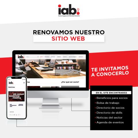 sitio web iab uruguay