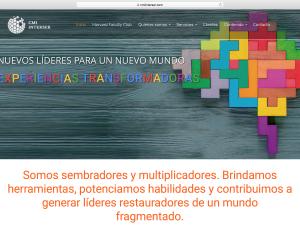 CMI Interser cuenta con nuevo sitio web