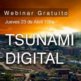 Webinar TSUNAMI DIGITAL