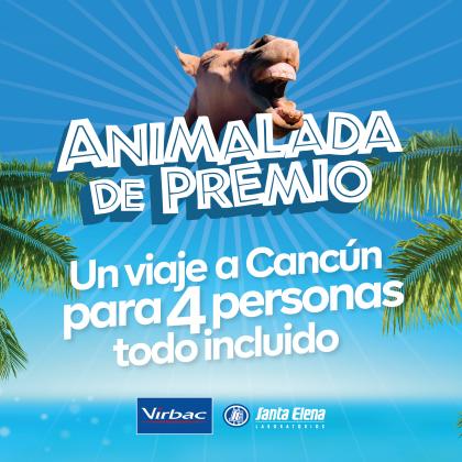 Animalada de Premio de Virbac