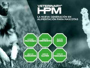 Octógonos saludables para las mascotas con HPM de Virbac