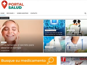 Lanzó Portal Salud