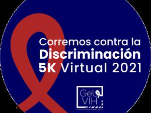 5K Virtual – Corremos contra la Discriminación